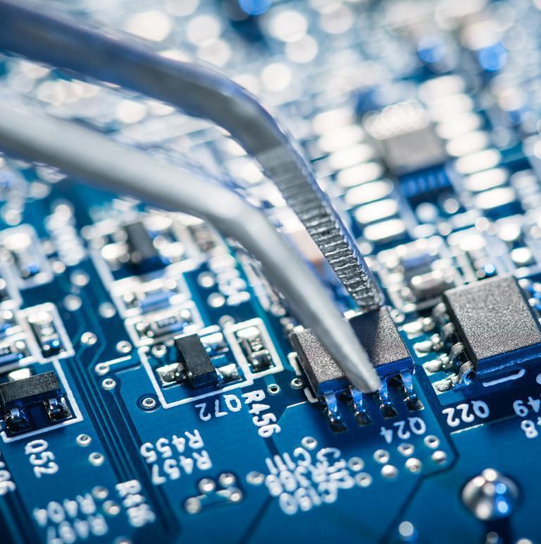 Dystrybucja i import elementów elektronicznych